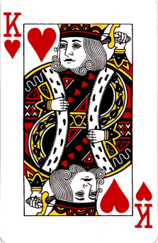 bob ellis king of hearts