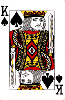 bob ellis king of spades